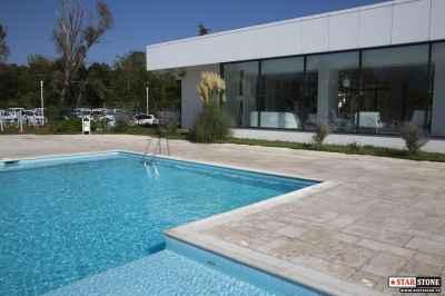 Bordura piscina - Roma 30 - 12